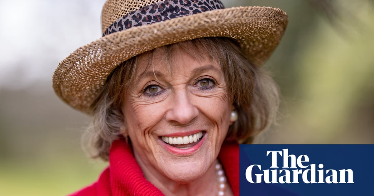 Esther Rantzen: 'I've become one of the funny old ladies I used to talk to in the street'