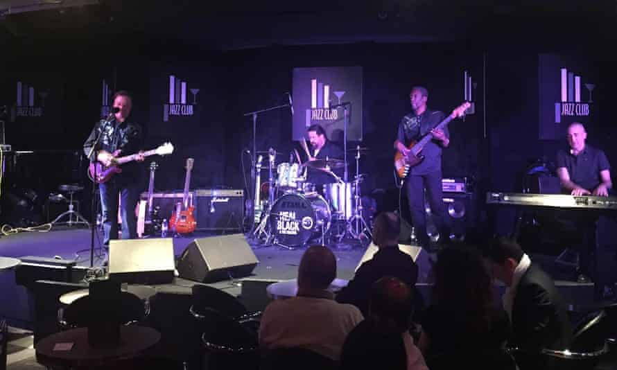 Jazz Club Etoile, Paris. from