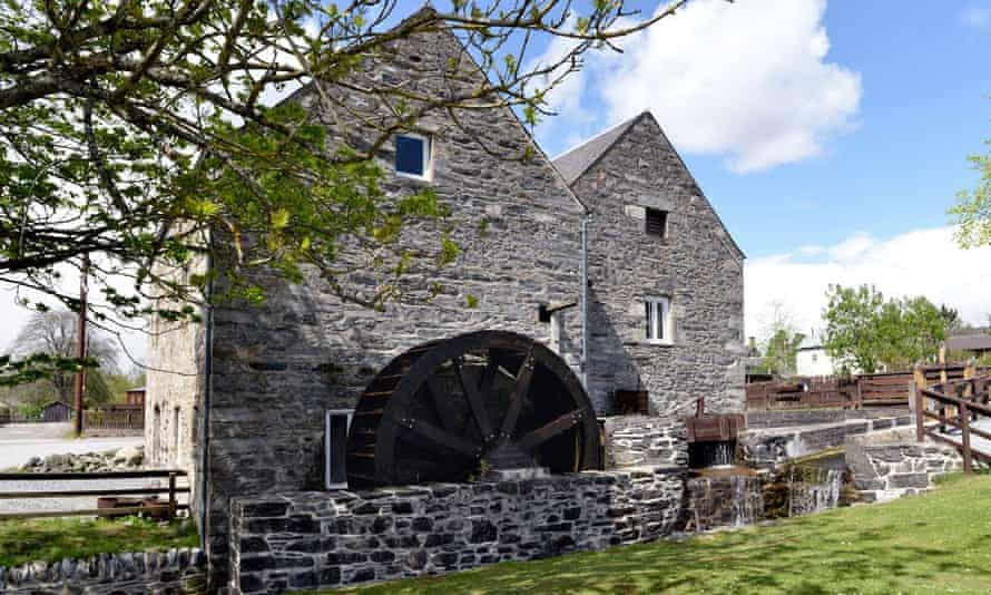 Blair Atholl Watermill, Scotland