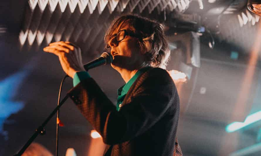 Jarvis Cocker performing at Patterns, Brighton, March 2018.