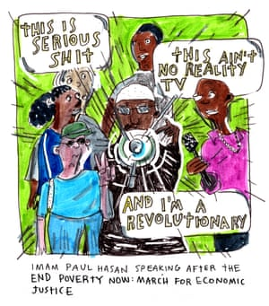Fricas RNC cartoon Imam Paul Hasan