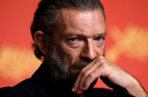 Vincent Cassel attends the press conference for Juste la Fin du Monde (It's Only the End of the World)