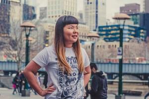 Lisy Kane, founder of Girl Geek Academy