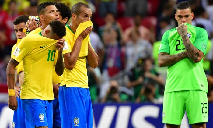 Brazil going out of World Cup hurts but Tite must stay to finish his work  053eb9894