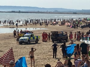 Three dead at Camber Sands