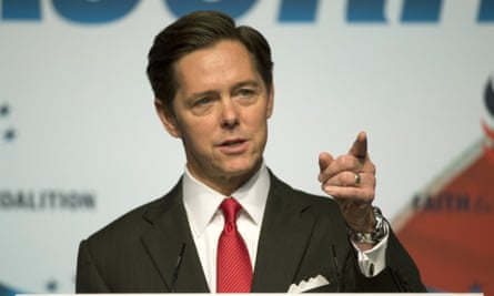 Ralph Reed, executive director of the Faith and Freedom Coalition, called the access Trump has provided 'remarkable'.