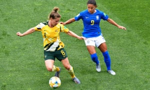 Elise Kellond-Knight added fluency to Australia during a thrilling win