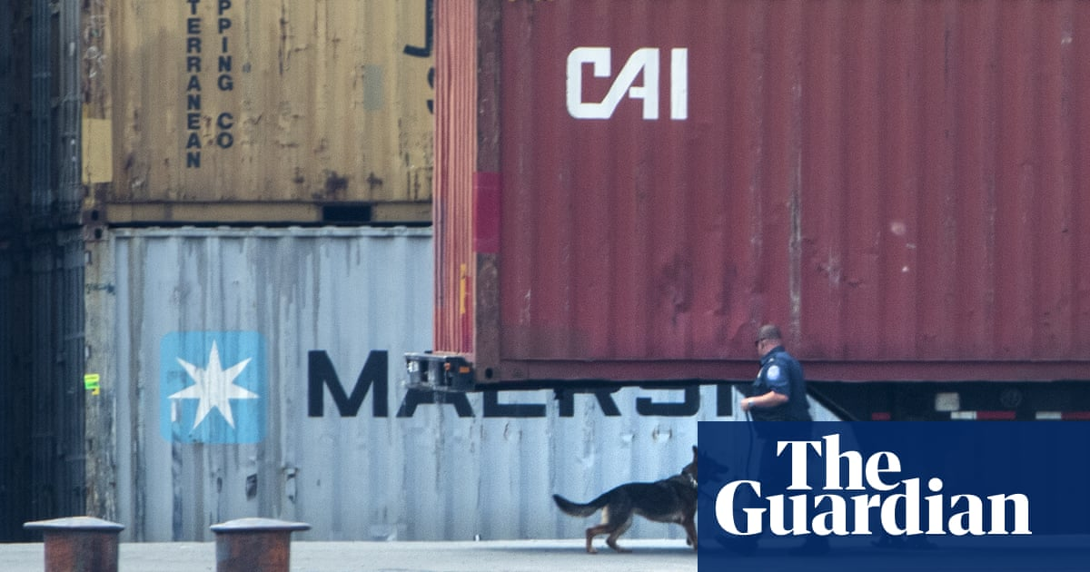 More than $1bn worth of cocaine seized from ship at