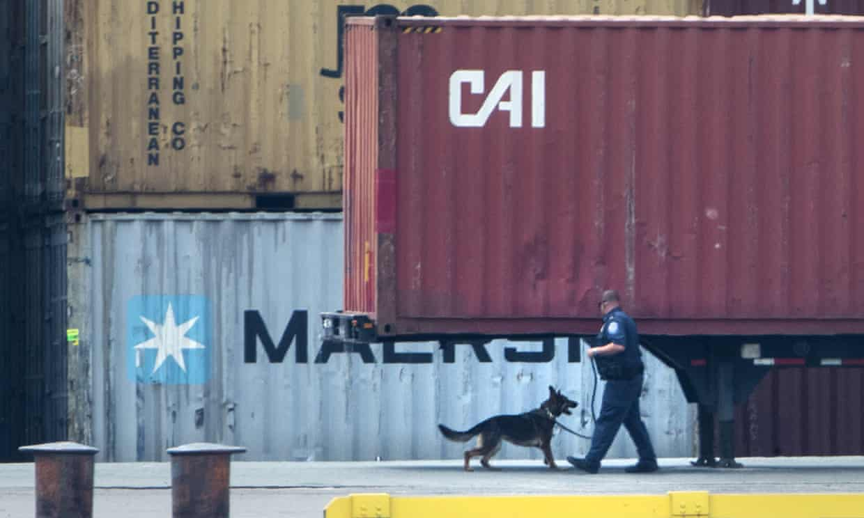 More than $1B worth of cocaine confiscated in Philly port