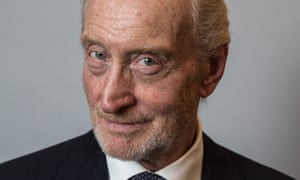'I just like working. Unless it's complete and utter crap. I've got some pride' … Charles Dance.