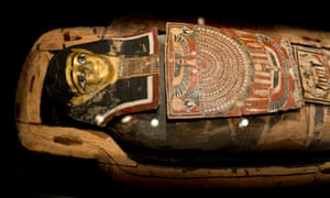 A 2,200-year-old Egyptian mummy
