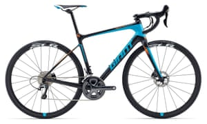 2017 GIANT DEFY ADVANCED PRO 1 road bike