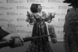 Gbemisola Ikumelo, nomintateds for best female comedy performance for Famalam