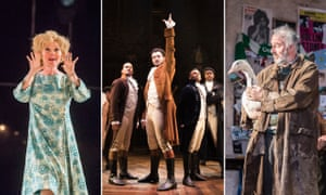 Follies, Hamilton and The Ferryman