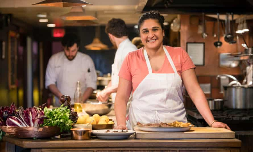 Samin Nosrat: 'Her integrity and enthusiasm draws you in.'