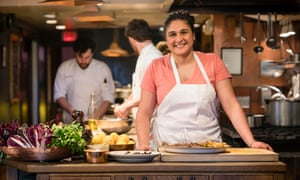 woman hates new kitchen Messy Kitchens And Badass Ladies How Samin Nosrat Will