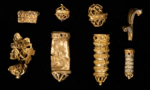 Tudor gold at the Museum of London