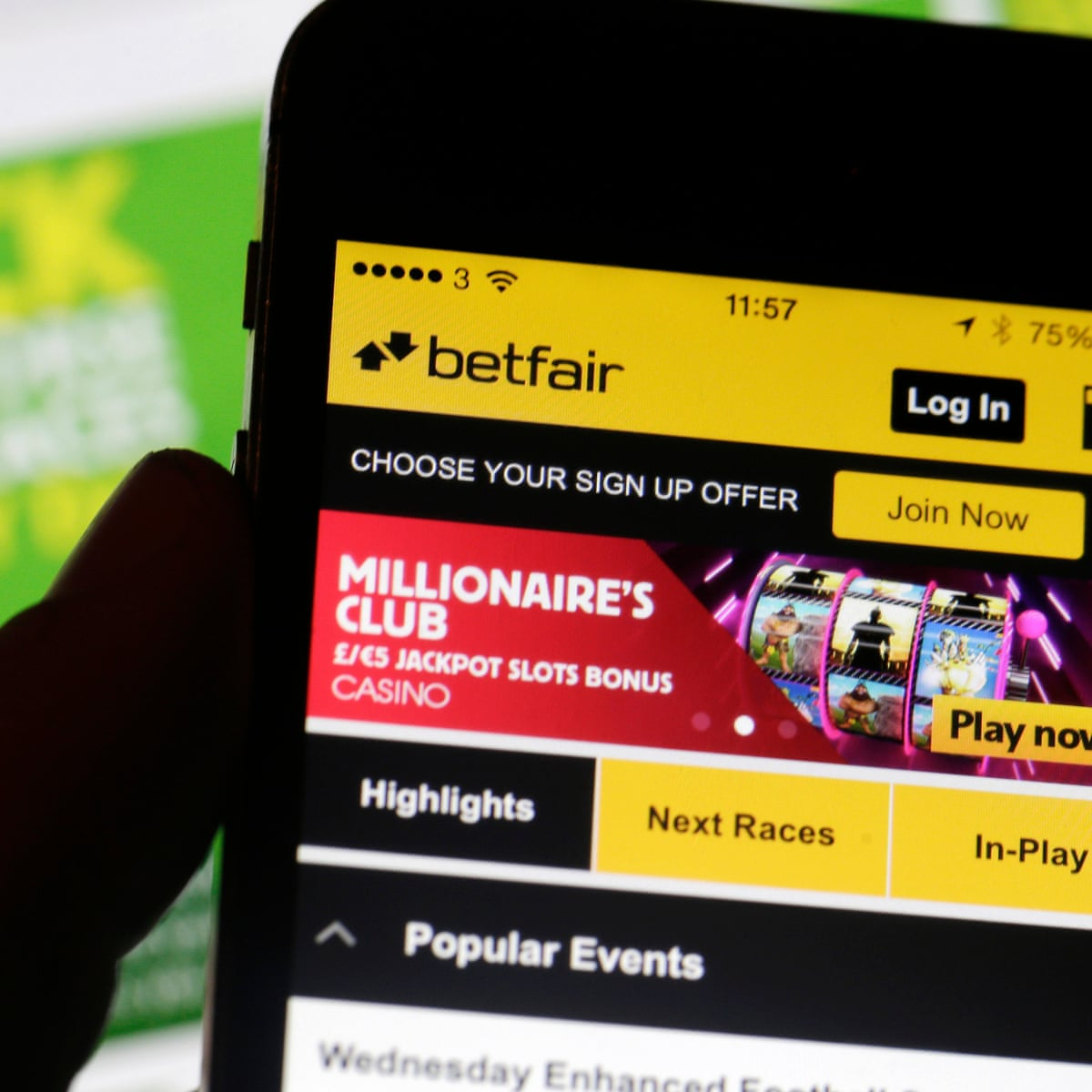 UK betting companies report profits in 2020 as US market opens up | Gambling  | The Guardian