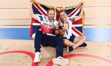 Velodrome domination slips away but Kennys remain Team GB's golden couple