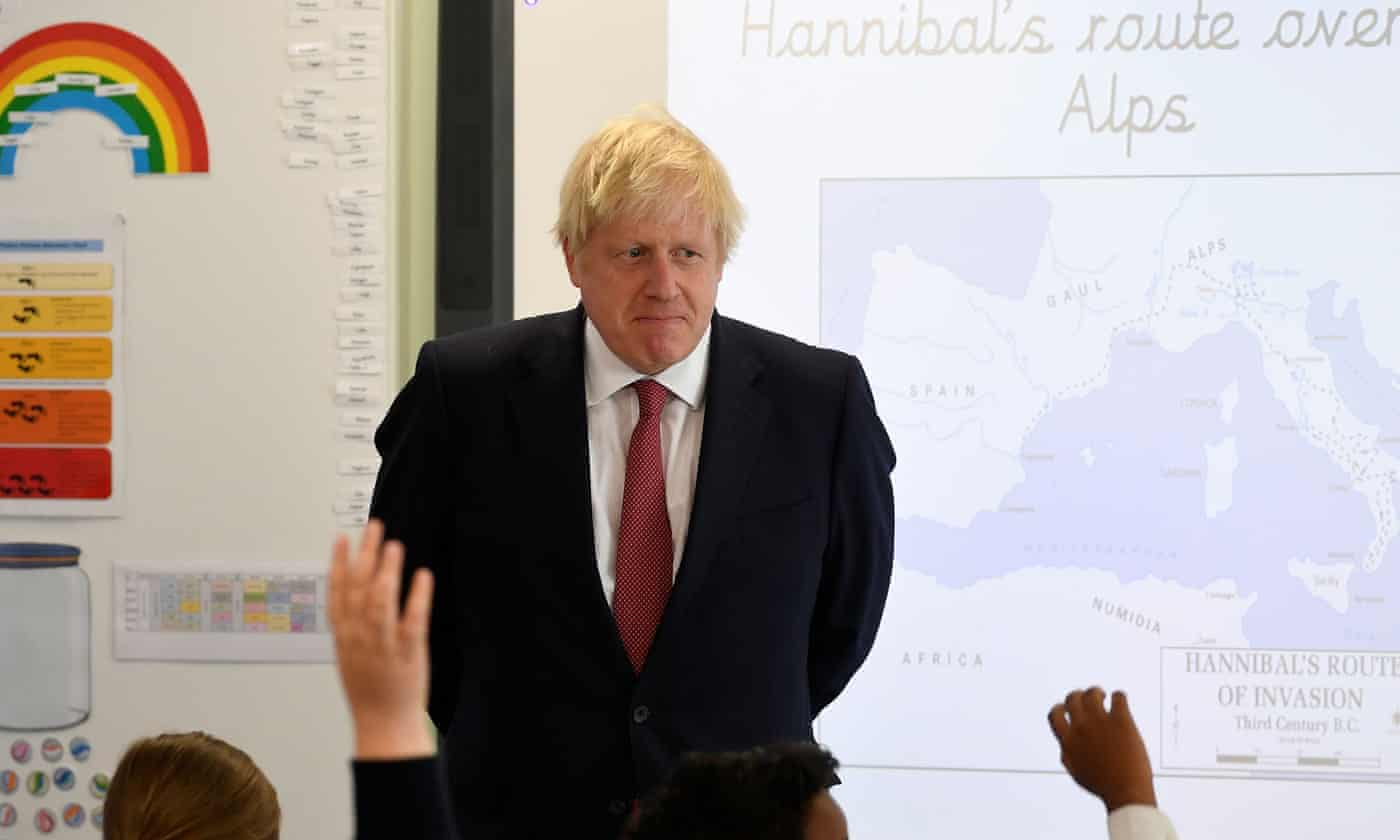 Boris Johnson broke promise to appear before Commons liaison committee, chair says - as it happened