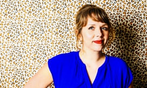 Real substance and caustic wit … Kerry Godliman.