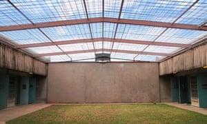 Inside B Block at the Don Dale juvenile detention centre.