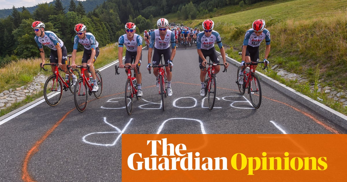 Cycling's latest tragedy will shake the faith of the keenest enthusiast | William Fotheringham