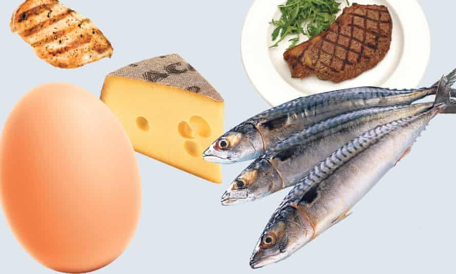 Some of the foods that contain B12