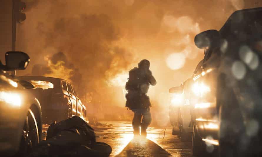 Suitable rewards? Call of Duty: Modern Warfare.