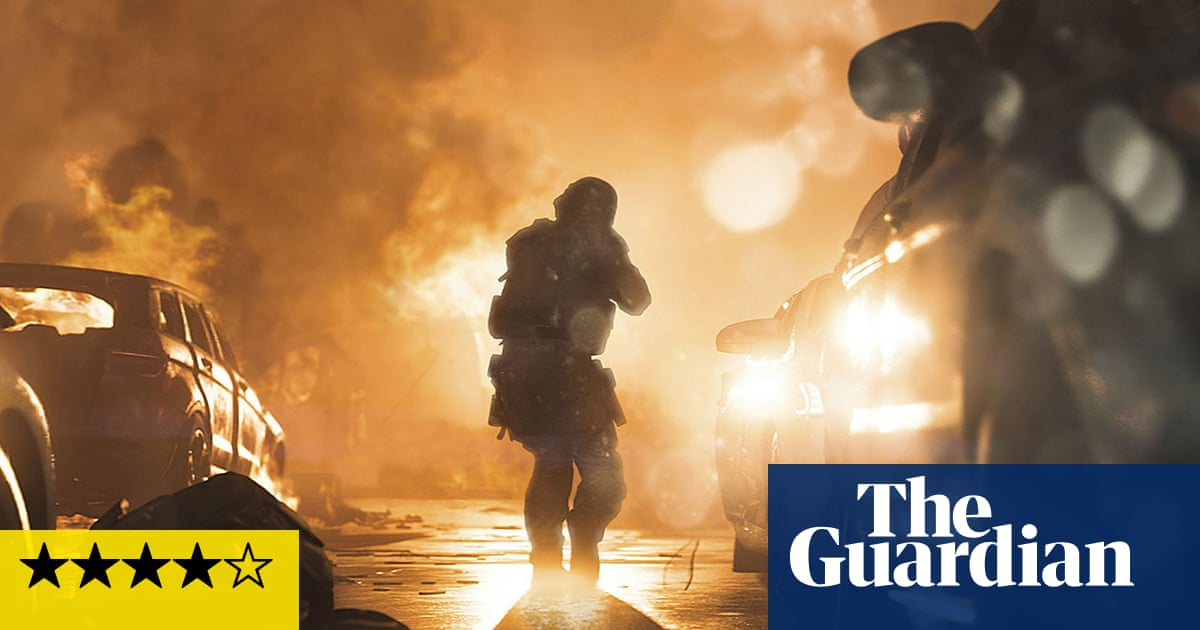 Call of Duty: Modern Warfare review – great game, shame ... -