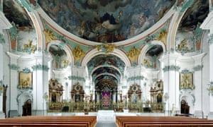 Rotunda of the St. Gallen Cathedral