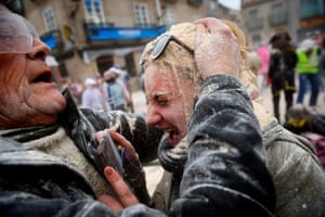 The festival traditionally celebrates the return of spring