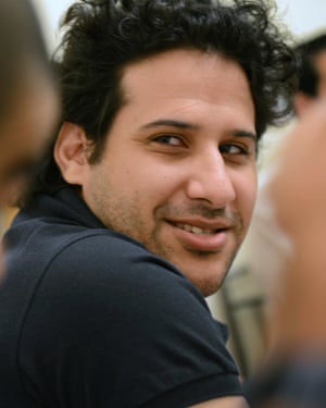 Waleed Abulkhair pictured in 2012.