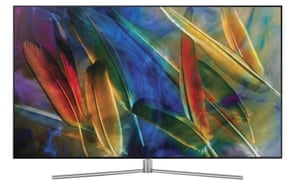 Samsung 55in Q7F QLED 4K Premium HDR 1500 Smart TV