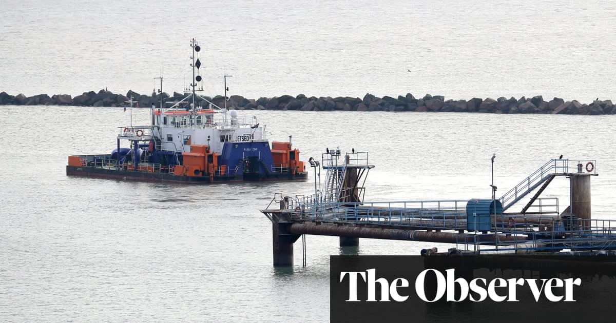 Ramsgate awaits: can Seaborne Freight restore town's former