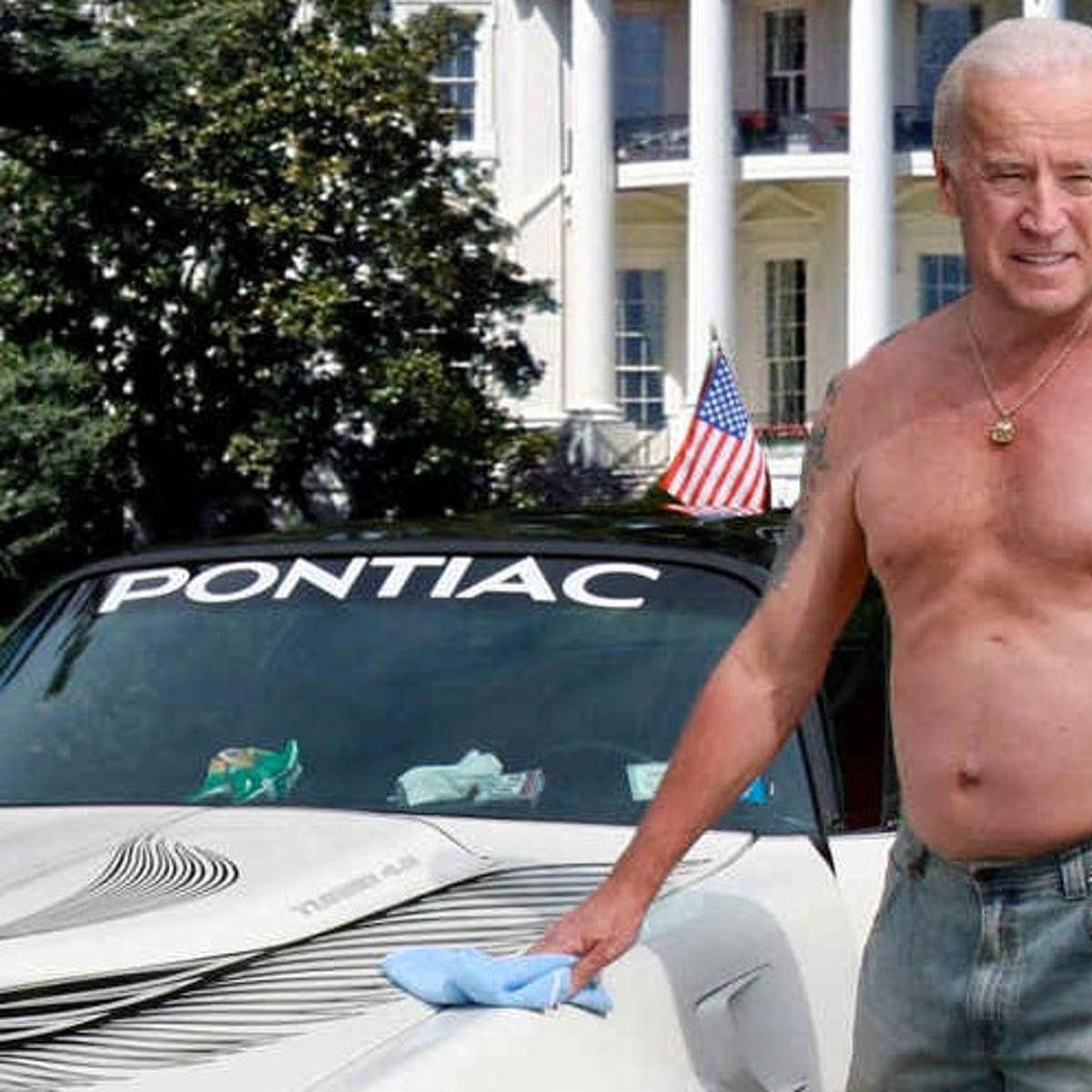 How Joe Biden Became The Us S Meme In Chief Joe Biden The Guardian