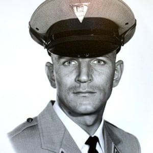 A photo of New Jersey state trooper Werner Foerster. Acoli 'expressed regret and remorse' about his involvement in Foerster's death.