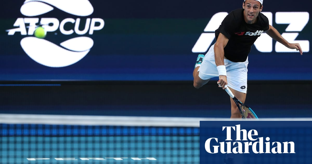 Three cities, VAR and a $15m prize – ATP Cup prepares for launch | Kevin Mitchell