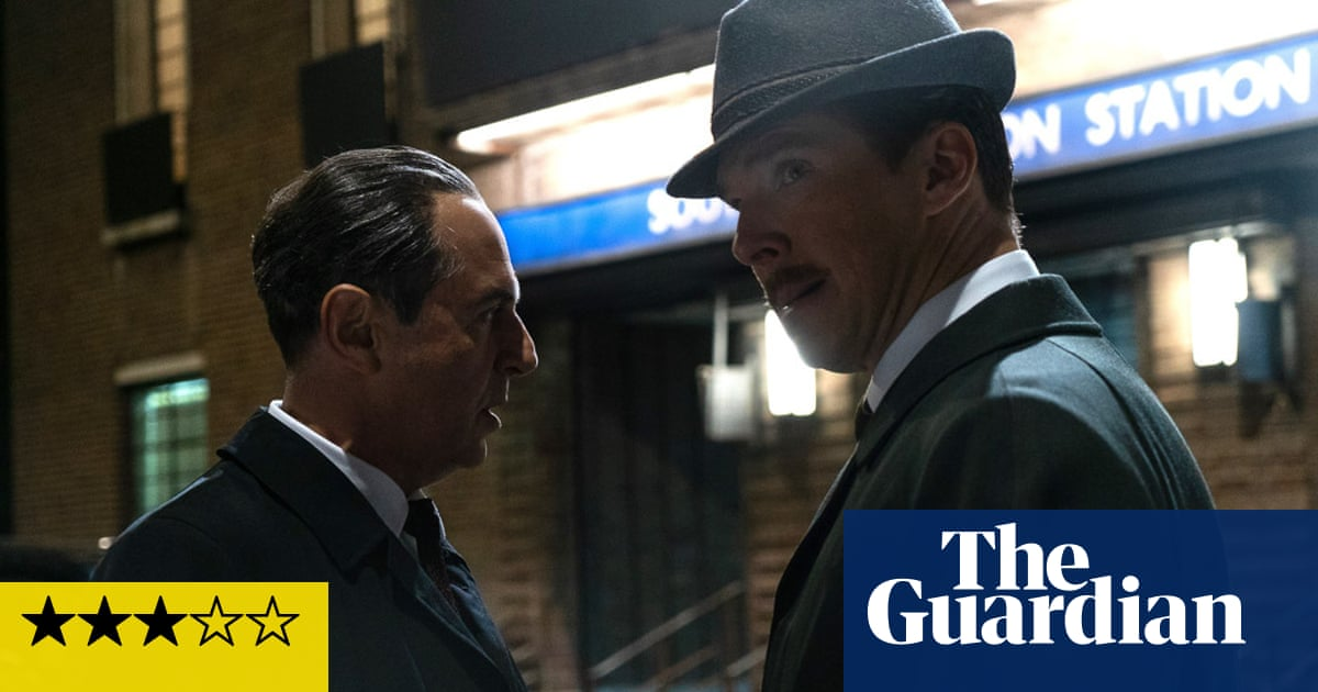 Ironbark review – Benedict Cumberbatch heats up solid Cold War drama