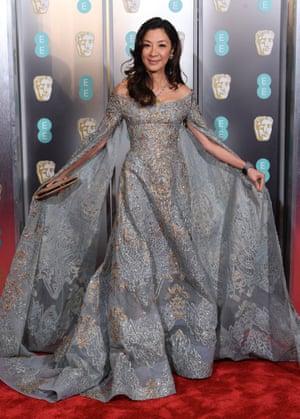 Crazy Rich Asians star Michelle Yeoh.