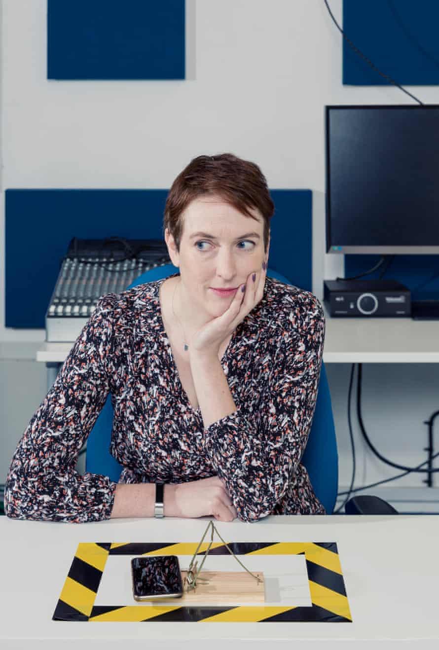 Scientist Kate Devlin