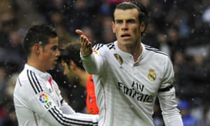 Gareth Bale has done little to warrant criticism from the Bernabéu crowd.