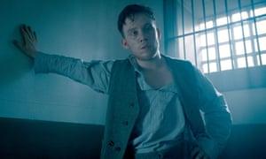 Sharp practice: in Peaky Blinders as John Shelby.