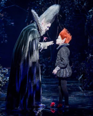 Tim Mead as a 'beautifully judged' Oberon, with David Evans, 'a pure delight' as Puck.