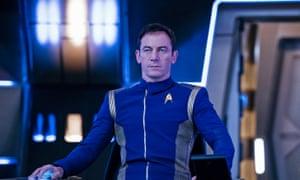 As Captain Gabriel Lorca in Star Trek: Discovery.