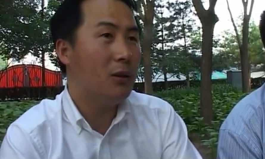 Li Heping has been missing since July 2015 when he was taken from his Beijing home by police.