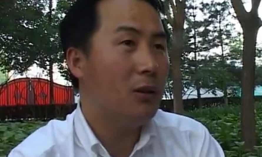 Li Heping was swept up in a nationwide crackdown on rights lawyers and activists in July 2015.