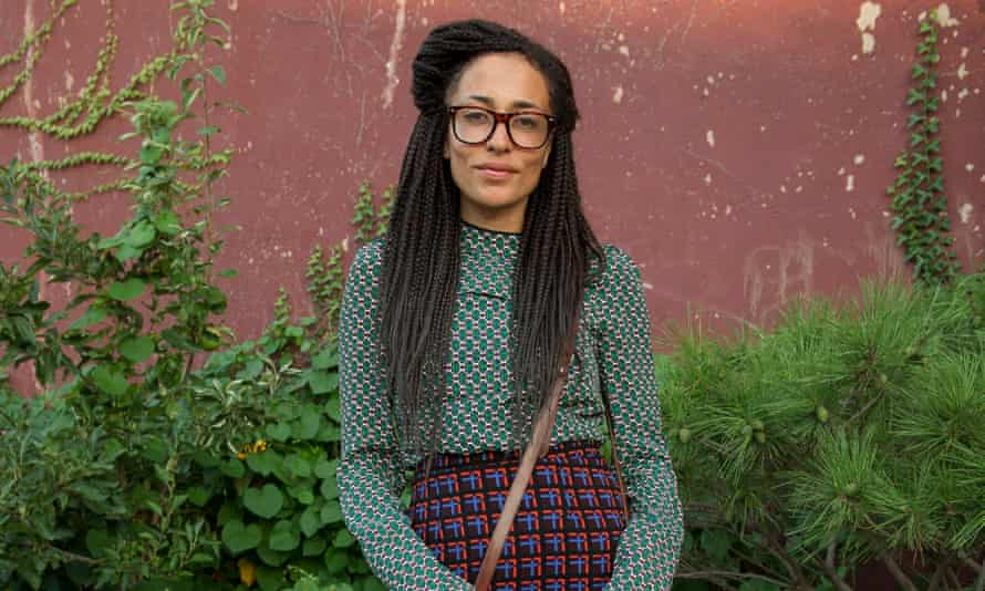 A feel for flashpoints … Zadie Smith.