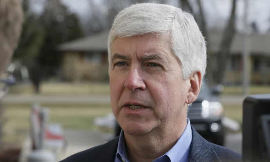 Michigan's governor, Rick Snyder – who signed the legislation to launch the program in December 2014 – declined to comment about its progress.