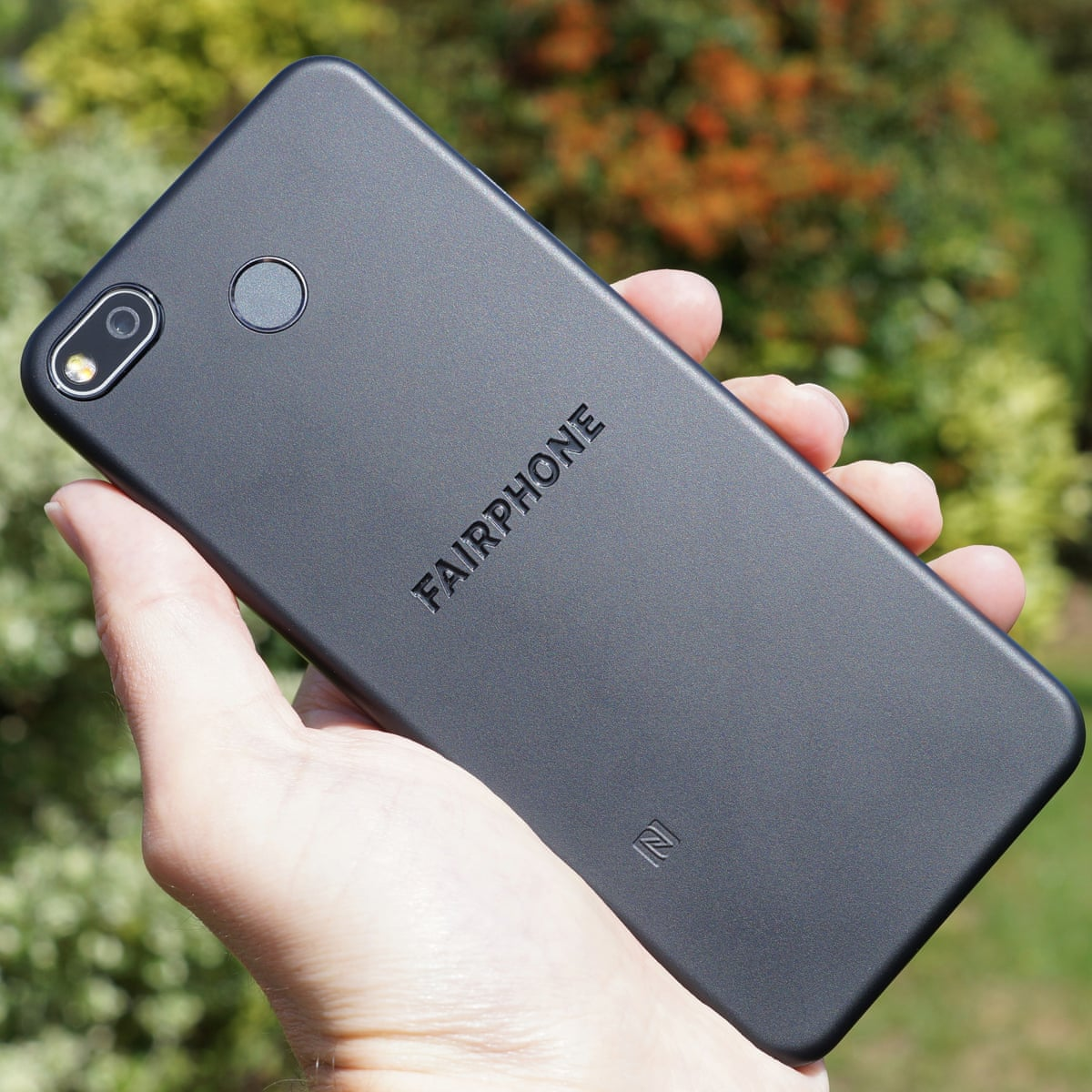 Fairphone 3 Review Ethical Smartphone Gets Camera Upgrades Smartphones The Guardian